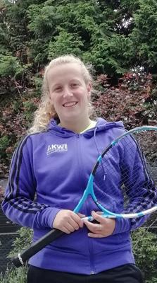 Eindhoven Tennisles trainer Manon van Beek